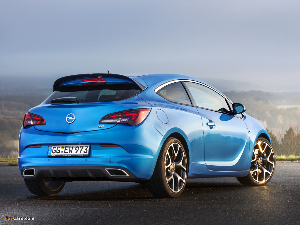 Pictures of Opel Astra OPC (J) 2011 (1024 x 768)