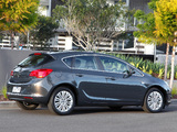 Pictures of Opel Astra AU-spec (J) 2012–13