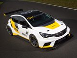 Pictures of Opel Astra TCR 2016