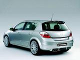Pictures of Irmscher Opel Astra 5-door (H)