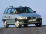 Opel Astra Caravan (F) 1994–98 wallpapers
