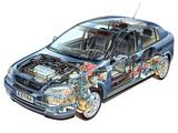 Opel Astra 5-door (G) 1998–2004 wallpapers