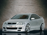Rieger Opel Astra Coupe (G) 2000–04 wallpapers