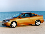 Opel Astra Coupe (G) 2000–04 wallpapers