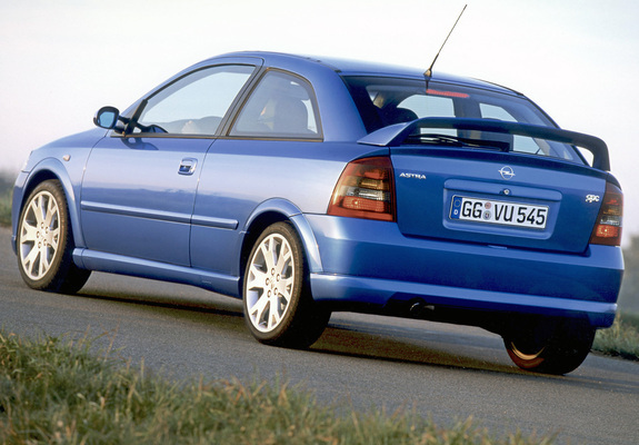 Opel Astra Opc G 200204 Wallpapers