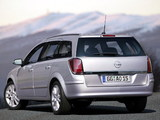 Opel Astra Caravan (H) 2004–07 wallpapers