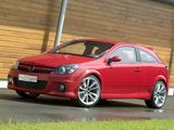 Opel Astra GTC High Performance Concept (H) 2004 wallpapers