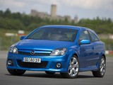 Opel Astra OPC (H) 2005–10 wallpapers