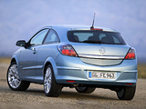 Opel Astra GTC Hybrid Concept (H) 2005 wallpapers
