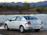 Opel Astra Sedan (H) 2007 wallpapers