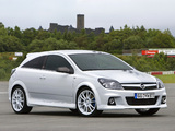 Opel Astra OPC Nürburgring Edition (H) 2008 wallpapers