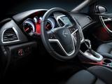 Opel Astra 5-door (J) 2009 wallpapers