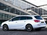 Irmscher Opel Astra Sports Tourer (J) 2010 wallpapers