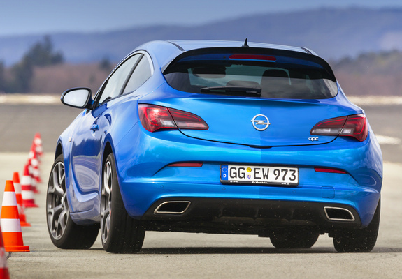 Opel Astra Opc J 2011 Wallpapers