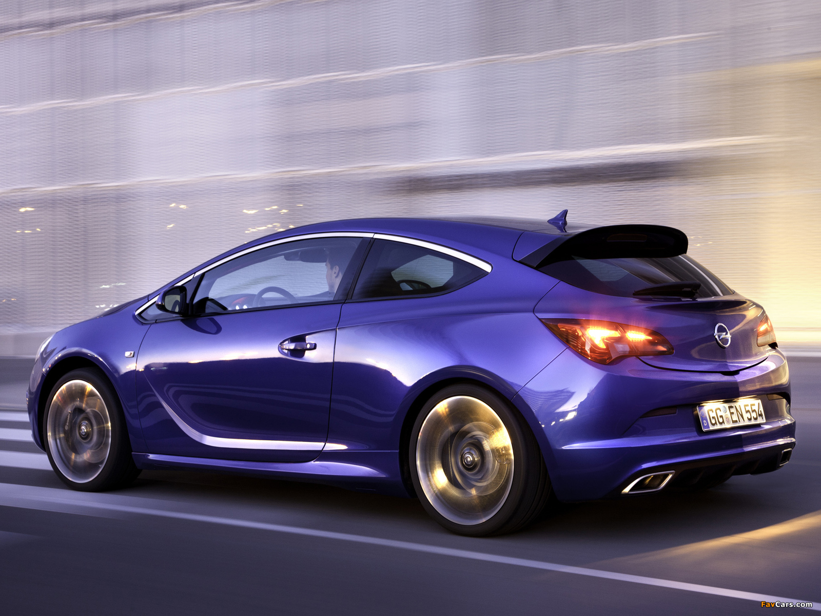 Opel Astra OPC (J) 2011 wallpapers (1600 x 1200)