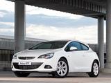 Opel Astra GTC ZA-spec (J) 2012 wallpapers
