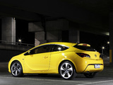 Opel Astra GTC AU-spec (J) 2012–13 wallpapers