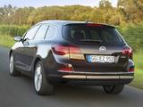 Opel Astra Sports Tourer (J) 2012 wallpapers