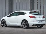 Opel Astra OPC ZA-spec (J) 2013 wallpapers