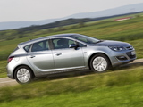 Opel Astra ecoFLEX (J) 2013 wallpapers