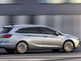 Opel Astra Sports Tourer (K) 2015 wallpapers
