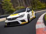 Opel Astra TCR 2016 wallpapers
