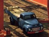 Opel Blitz 1.75t Pritschenwagen 1952–60 photos