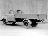 Opel Blitz 1.75t Pritschenwagen 1952–60 wallpapers