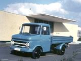 Pictures of Opel Blitz Kipper 1968–75
