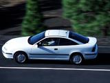 Opel Calibra 2.0i 1990–97 pictures
