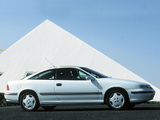 Opel Calibra 2.0i 1990–97 wallpapers