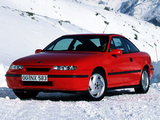 Opel Calibra Turbo 4x4 1992–97 images