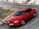 Photos of Opel Calibra 2.0i 16V 1990–97