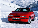Photos of Opel Calibra Turbo 4x4 1992–97