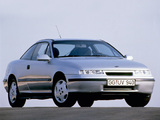 Pictures of Opel Calibra 2.0i 16V 1990–97
