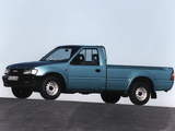 Images of Opel Campo Single Cab 1992–2001