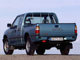 Opel Campo Sports Cab 1992–2001 images