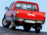 Opel Campo 1992–2001 images