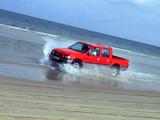 Opel Campo 1992–2001 photos