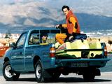 Opel Campo Single Cab 1992–2001 photos