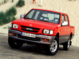 Pictures of Opel Campo 1992–2001