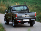 Pictures of Opel Campo Sports Cab 1992–2001