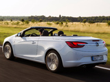 Images of Opel Cascada Turbo 2013