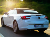 Opel Cascada Turbo 2013 wallpapers