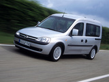 Images of Opel Combo Tour (C) 2001–05