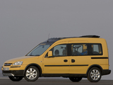 Images of Opel Combo Tour Tramp (C) 2005–11