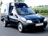 Opel Combo (B) 1993–2001 photos