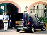 Opel Combo (B) 1993–2001 pictures