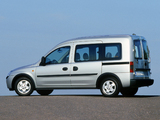 Opel Combo Tour (C) 2001–05 images