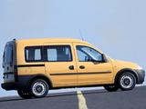 Opel Combo Combi (C) 2001–05 images